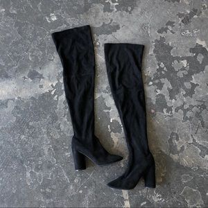 Public Desire Over The Knee Boots